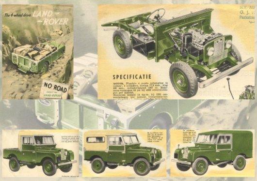 British Car Brochures Www Car Brochures Eu Land Rover