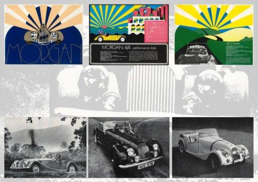 british car brochures morgan brochures. Black Bedroom Furniture Sets. Home Design Ideas