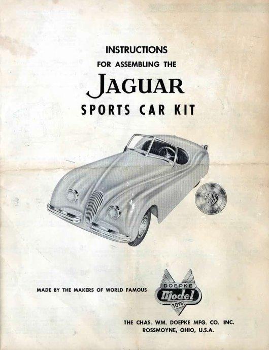 Doepke Jaguar Manual
