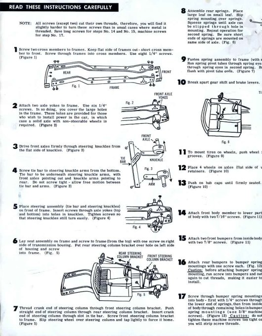Charming Doepke Jaguar Instruction Manual 01