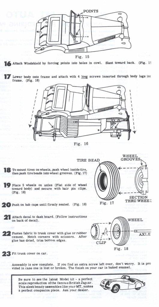mg tc instruction manual